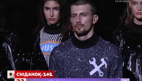 Учасники АТО підкорили подіум Ukrainian Fashion Week