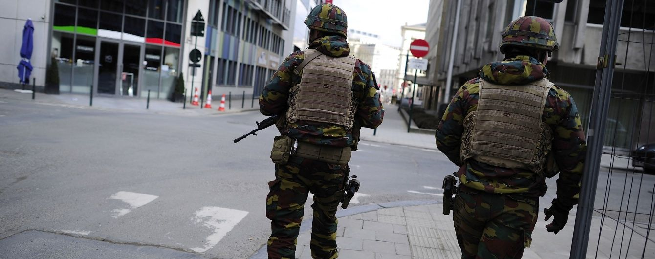 Брюссельських терористів знайшли в базі Інтерполу