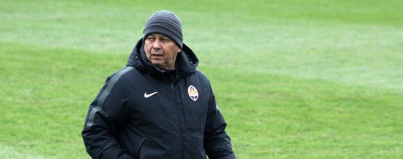 "Тренер ""Шахтаря"" Луческу назвав ""Брагу"" командою-спектаклем"