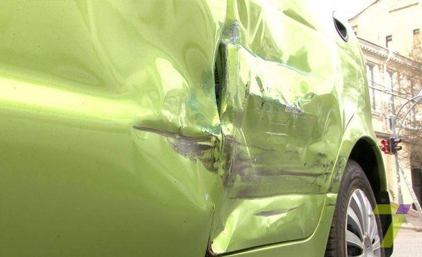У масштабних ДТП в Одесі зіткнулися понад 10 авто