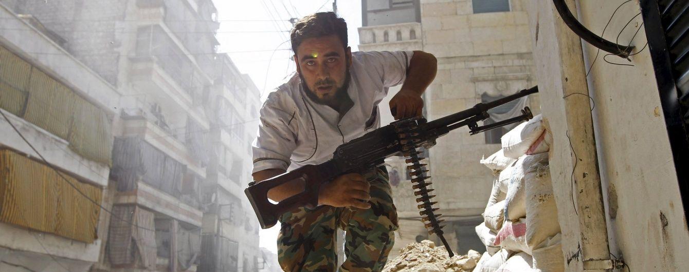 У Сирії подовжили перемир'я під Алеппо