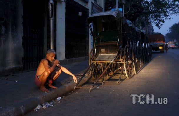 Reuters показало жахіття вуличного життя в індійській Колкаті