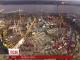 У Волгограді обвалилася одна з металоконструкцій стадіону, який будують до ЧС з футболу