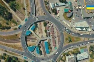 Украинские водители будут ездить по круговым перекресткам по-новому