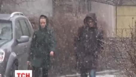 Два дня в Украине продержится непогода