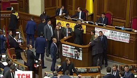 Депутаты уверяют, что нашли выход из политического кризиса