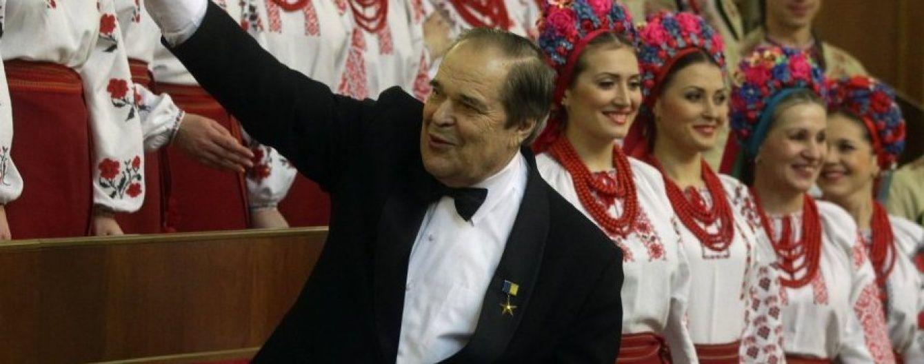Помер керівник легендарного хору імені Верьовки Анатолій Авдієвський