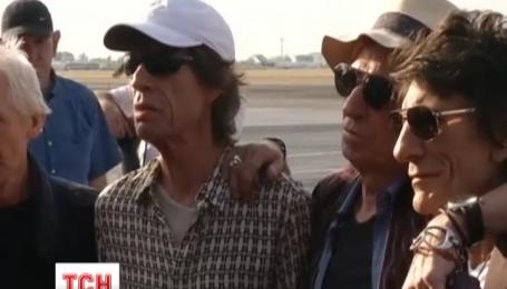 Легенды рок-музыки Rolling Stones впервые сыграют на Кубе