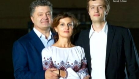 Петро Порошенко знову став дідом