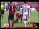 Дворовий собака вибіг на футбольне поле під час матчу бразильських команд