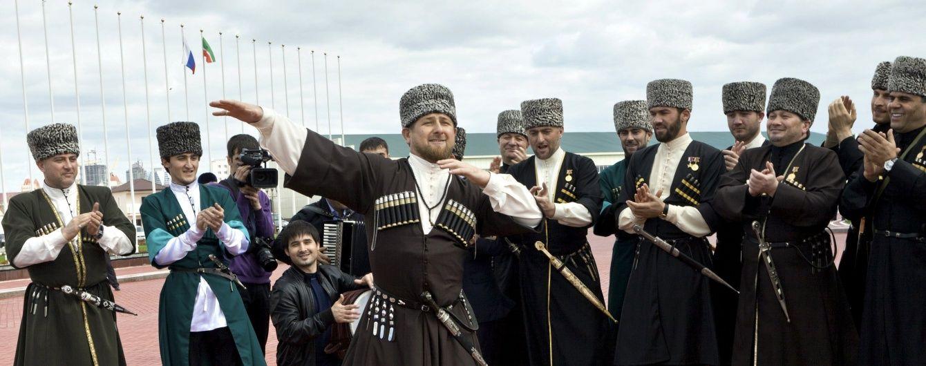 Путін вирішив залишити Кадирова на посаді в.о. глави Чечні