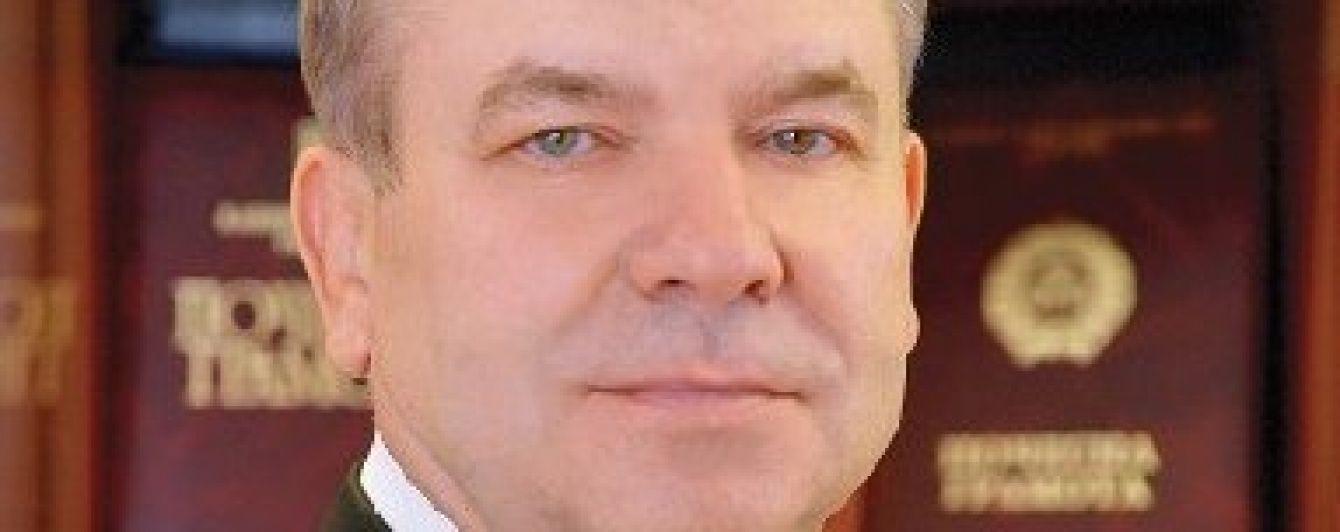 У СБУ повідомили причину затримання судді Вищого госпсуду