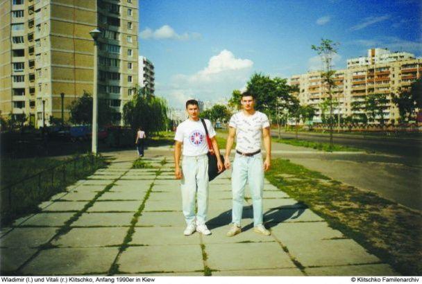Кличко святкує 40-річний ювілей: як виглядав Володимир в юності