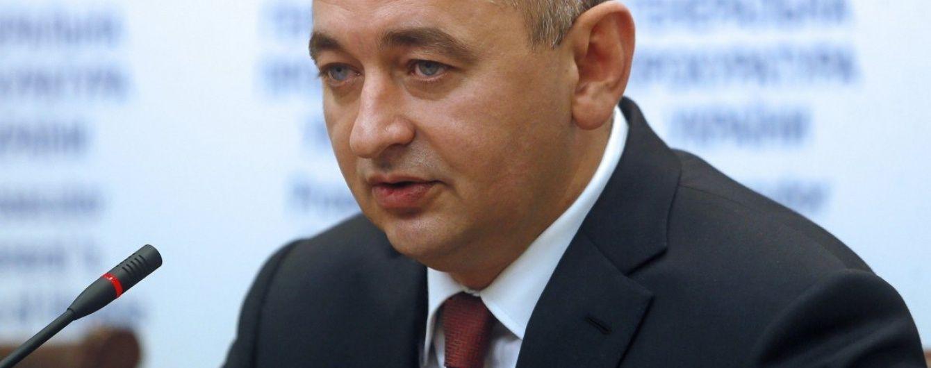 Матіос пояснив, чому не може говорити про мотиви вбивства адвоката Грабовського