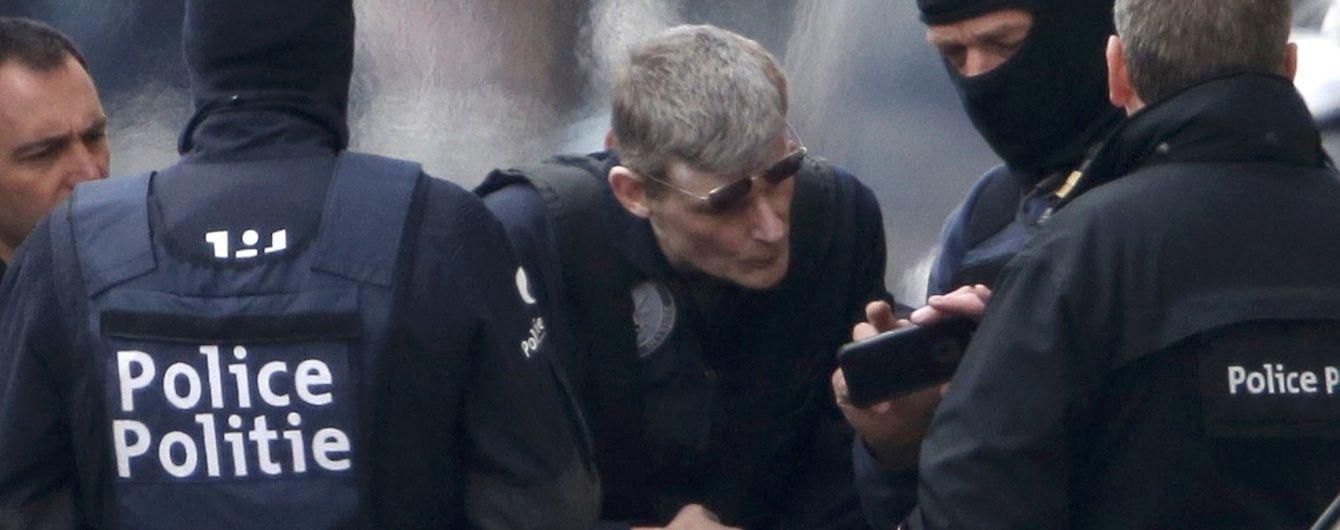 ЗМІ повідомили про встановлення особи третього терориста в аеропорту Брюсселя