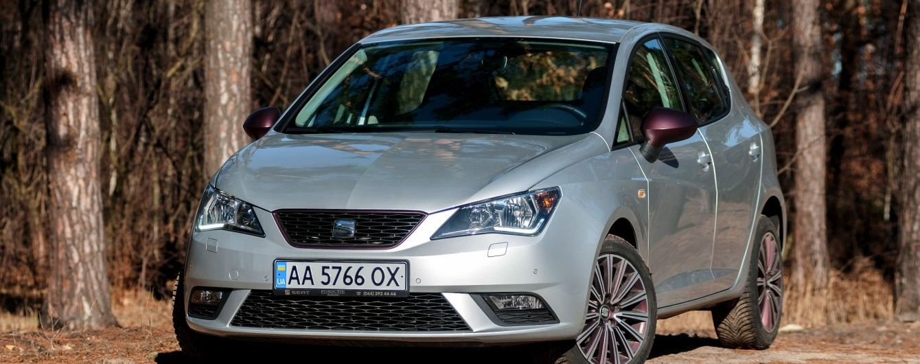 SEAT Ibiza: 1000 миллилитров