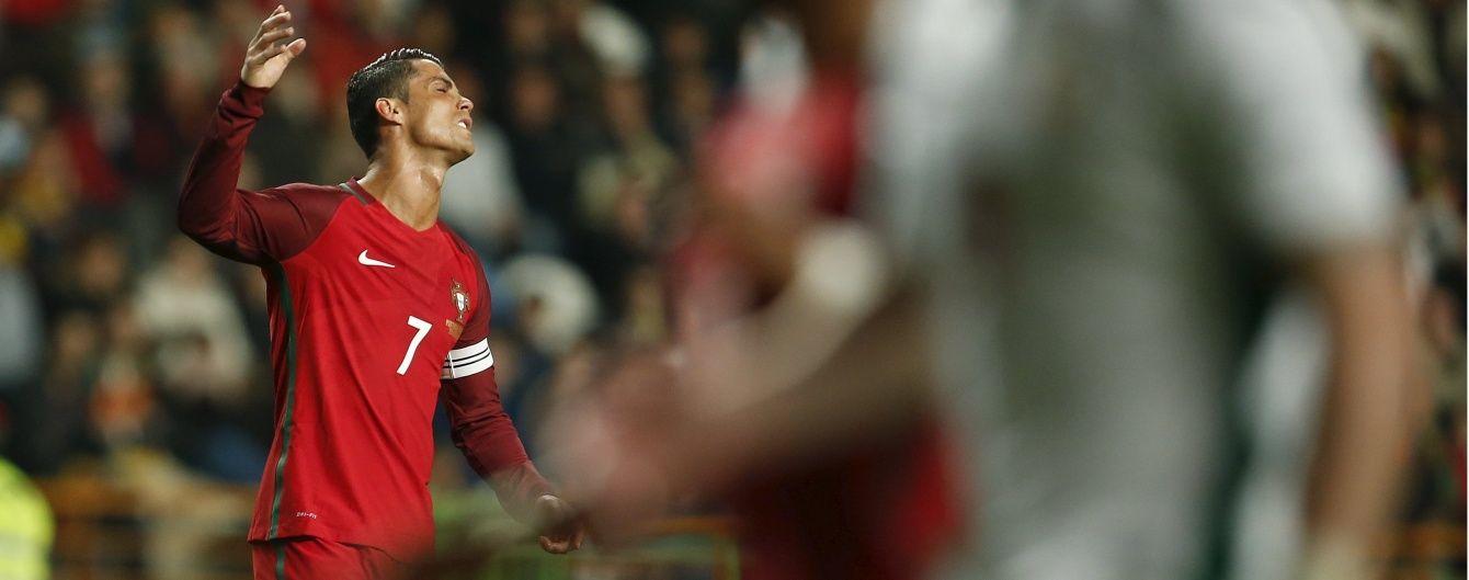 Натуралізований футболіст приніс болгарам перемогу над  Роналду і Ко