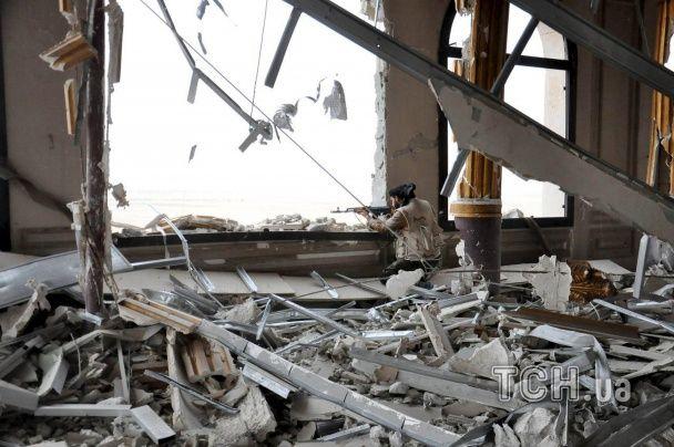 У Пальмірі тривають запеклі бої з ісламістами