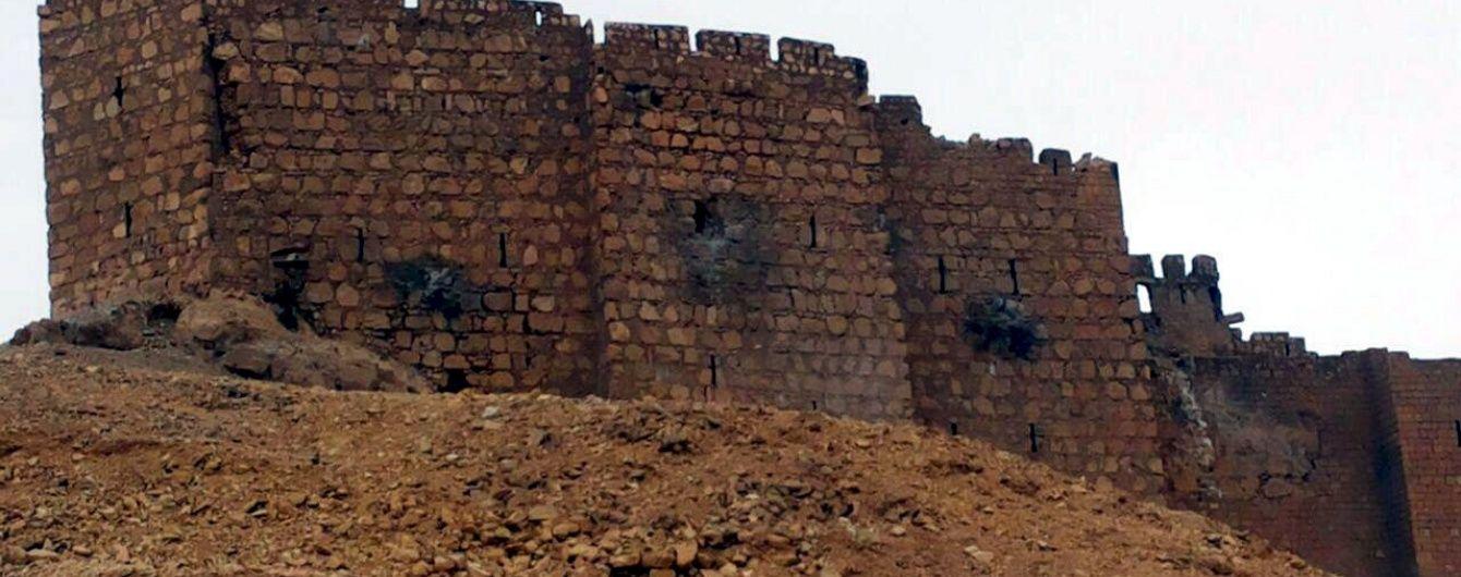 Асад собирается восстановить Пальмиру