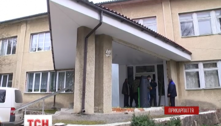 В поликлинике на Прикарпатье прогремел взрыв
