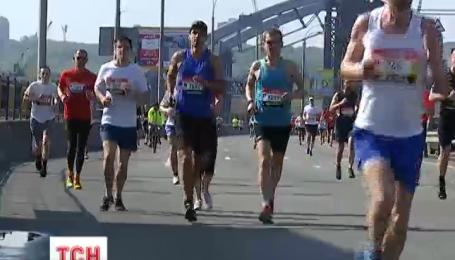 Ведущие телеканала 1+1 традиционно примут участие в Киевском марафоне