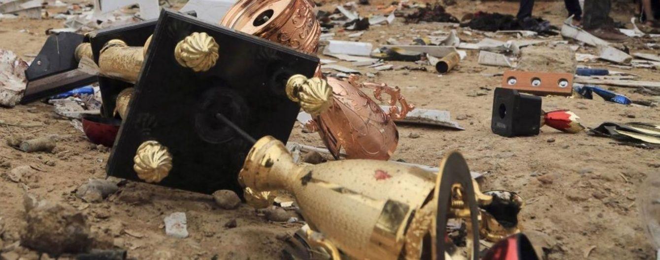 Вибух на футболі в Іраку: жертвами смертника стали більше 40 людей