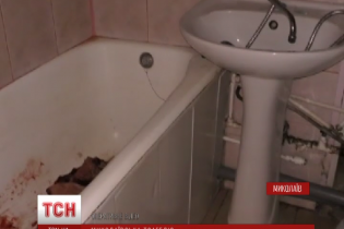 У Миколаєві військовий убив жінку, зґвалтував дитину і порізав собі вени