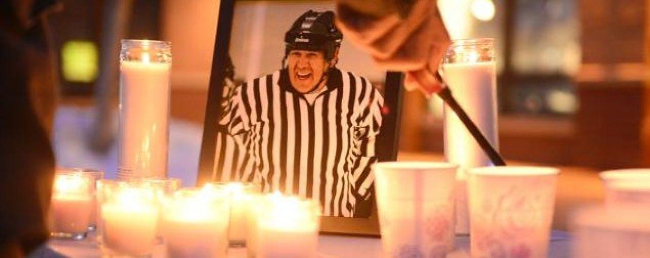 У США через отриману на льоду травму помер хокейний арбітр