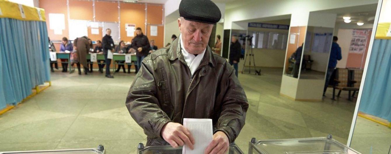 Стали відомі попередні результати голосування у Кривому Розі