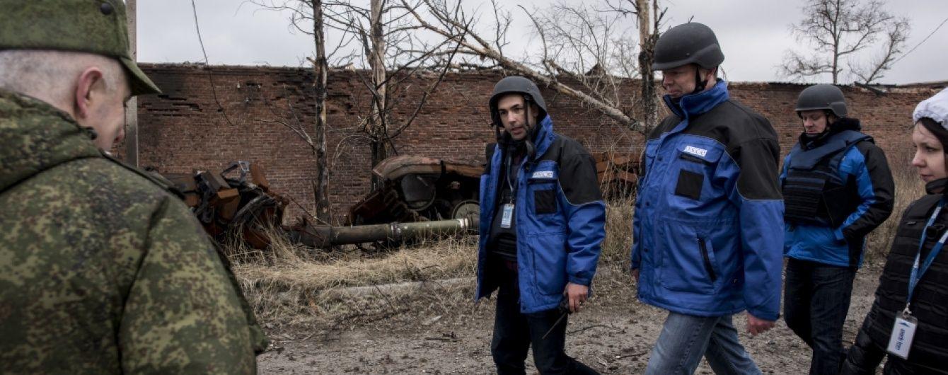 Росія знову заблокувала розширення мандату місії ОБСЄ на кордоні з Україною