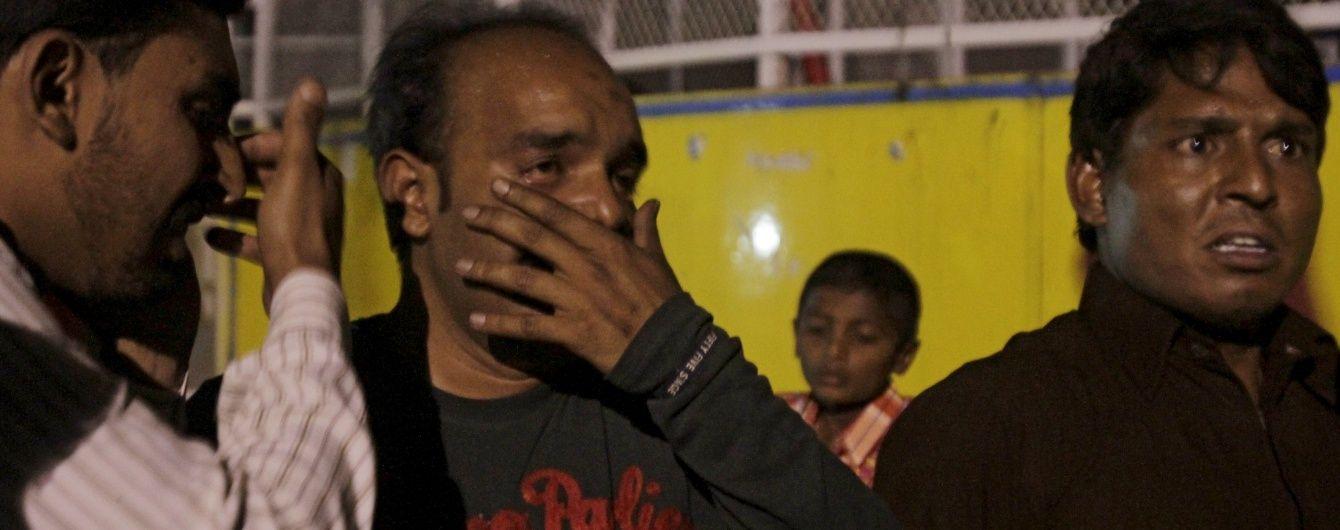 Кількість загиблих унаслідок теракту біля дитячого майданчика в Пакистані зросла до 65 осіб