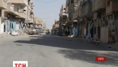 Российские военные будут участвовать в разминировании сирийской Пальмиры
