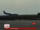В Астані літак здійснив аварійну посадку без передніх стійок шасі