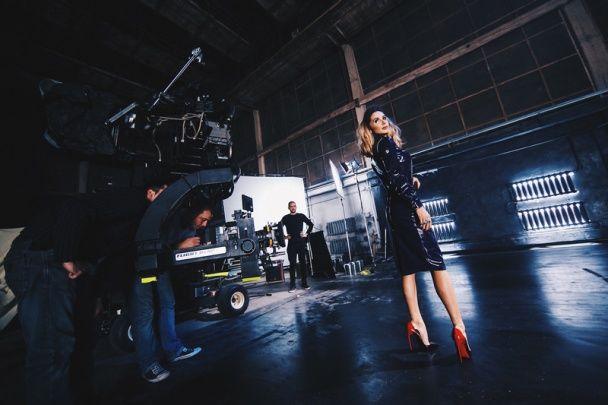 """Making of: LOBODA показала, як створювався екшн-кліп """"К черту любовь"""""""