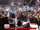 У Кишиневі мітингувальники вимагали об'єднання Молдови і Румунії