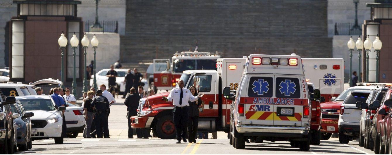 Стрельба в Вашингтоне привела к чрезвычайно большой пробке
