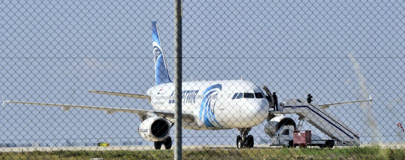 Президент Кіпру про захоплення літака EgyptAir: Все завжди пов'язано з жінкою