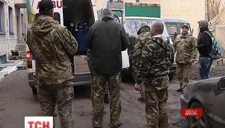 За последние полсуток ранили четырех бойцов на фронте АТО