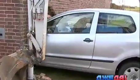 Подборка самых удивительных способов припарковать авто