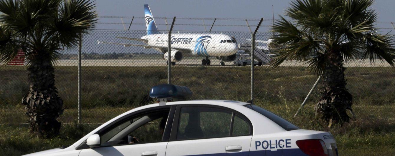 У Єгипті назвали нове ім'я пасажира, який захопив літак EgyptAir