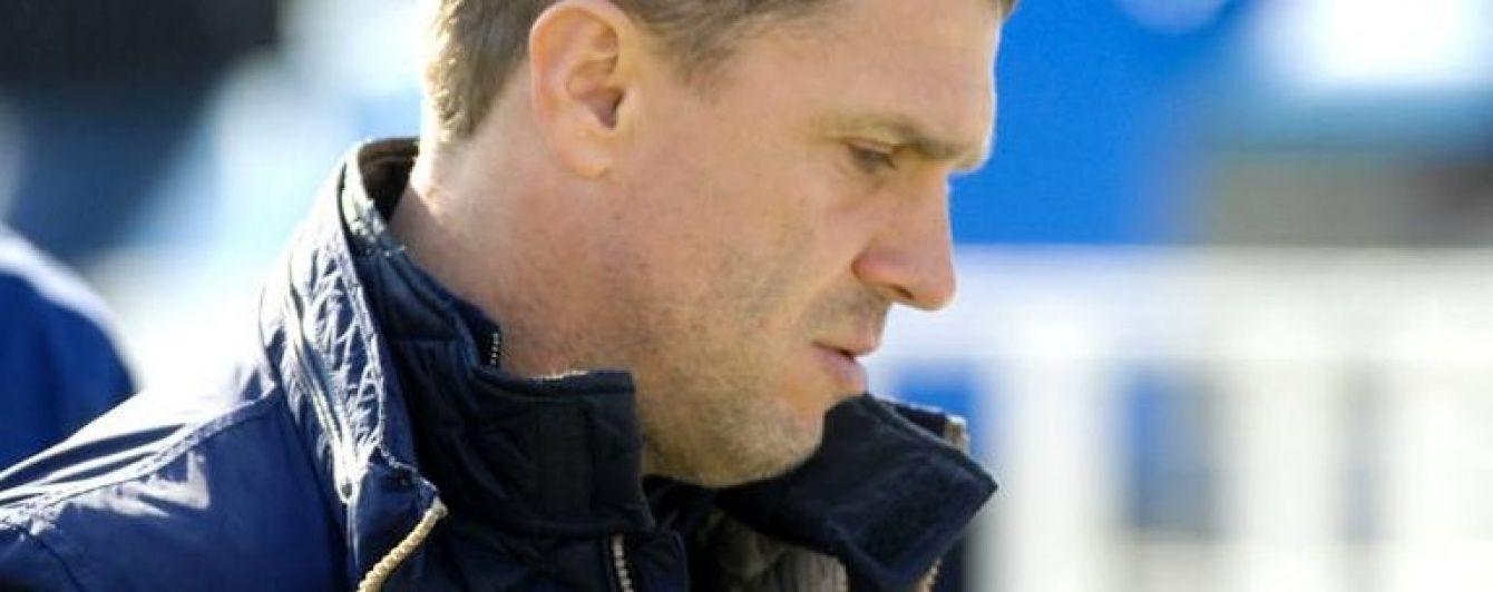 """Ребров вважає, що у Мілевського немає шансів повернутися в """"Динамо"""""""