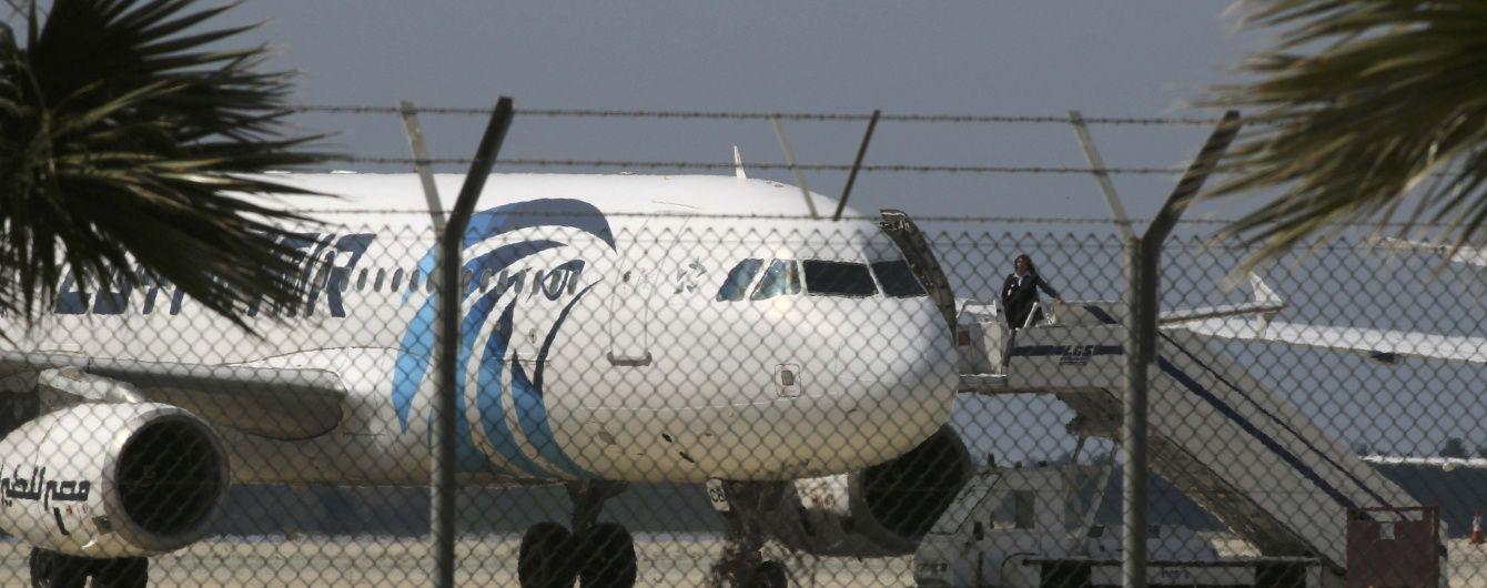 ЗМІ назвали ім'я  викрадача літака EgyptAir