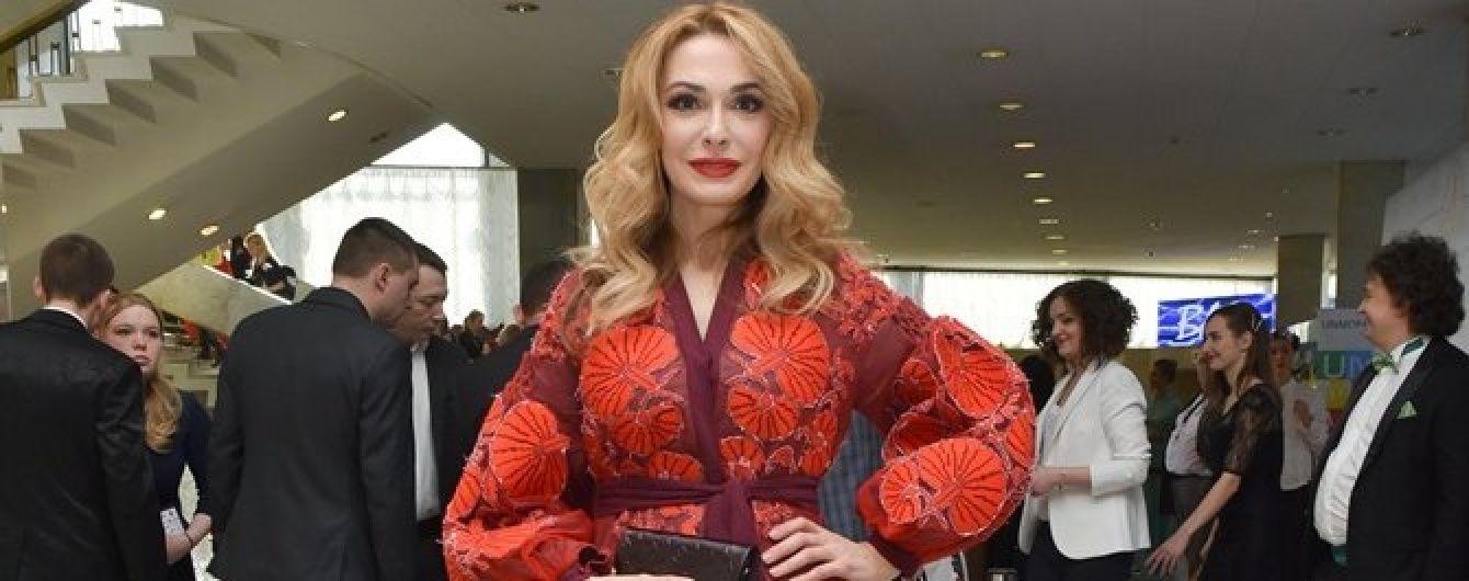 Ольга Сумська прокоментувала чутки про розставання доньки із відомим актором
