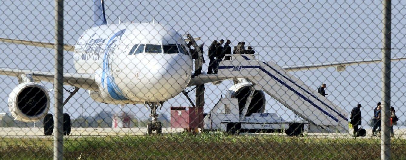 Командир самолета EgyptAir рассказал подробности угона Airbus A320