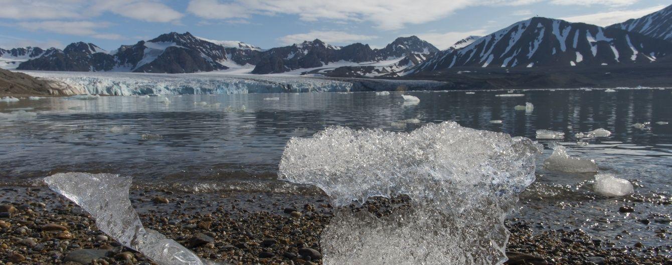 Ученые показали невероятные темпы таяния Арктики