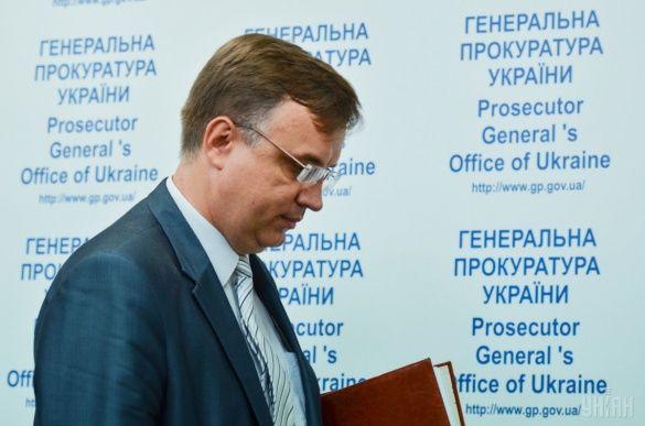 Прокурор Юрій Севрук