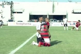У Бразилії арбітр зупинив футбольний матч через напад диких бджіл