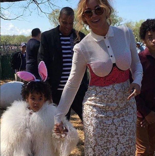 Бейонсе спантеличила прихильників невдалою сукнею у Білому Домі