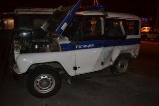 У Дагестані підірвали два поліцейських автомобіля