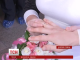 Поранений під Авдіївкою боєць одружився в Дніпропетровській лікарні